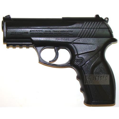 пистолет кросман бенджамин трейл нп