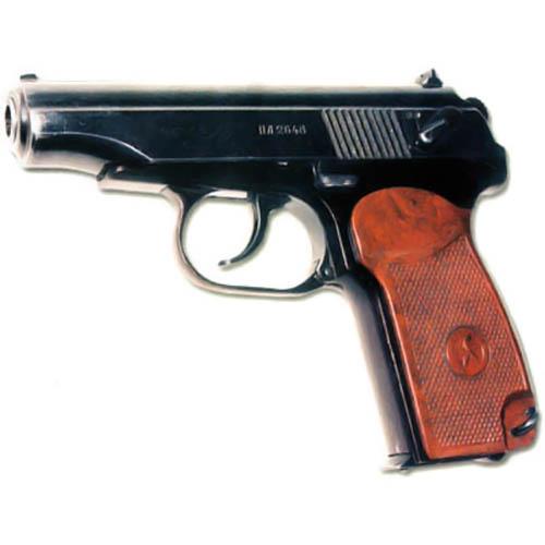 Калибр пистолета макарова